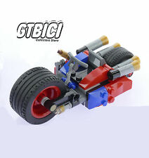 LEGO SUPER HEROES DC HARLEY QUINN´S BIKE Ref 76053 MINIFIGURES DOESN'T INCLUDED