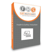 Health & Safety Induction New Start New Employee PowerPoint  Presentation