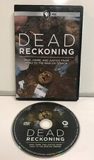 Dead Reckoning: War, Crime and Justice from WWII to the War on Terror (DVD, PBS)