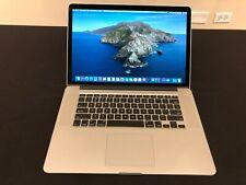 """Apple Mac Book Pro Retina i7 2.2 16GB Ram/256GB SSD/15"""" Retina-Mid 2015 MODEL"""