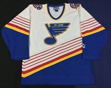 Vintage St. Louis Blues Hockey-NHL Starter Jersey SizeM