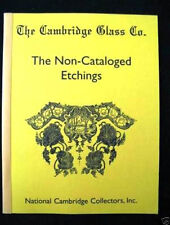 BOOK:  Cambridge ETCHINGS, NON-CATALOGUED