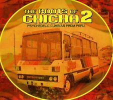 Roots Of Chicha 2: Psychedelic Cumbias From Peru (2010, CD NEUF)