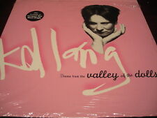 "K.D.  LANG THEME FROM THE VALLEY OF THE DOLLS VASQUEZ 12""  WB 43952 Sealed"