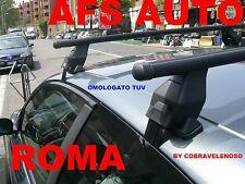 BARRE PORTATUTTO AFS PER ALFA ROMEO 147 3 PORTE MADE IN ITALY OMOLOGATE TUV