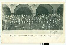 """TORINO 1902 - II CONCORSO INT.LE DI MUSICA Società Corale """"Harmonie Lyonnaise"""""""