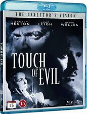 Touch of Evil (1958) Charlton Heston Blu-Ray Import Brand New Free Ship