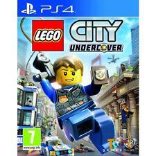 Lego City Undercover (PS4) Tout Neuf et Scellé - Disponible - Rapide Envoi