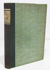 LESS LONELY by ALFRED KREYMBORG  HC 1926 SIGNED by ALFRED and DOROTHY KREYMBORG