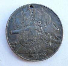 The Turkish Crimea War Medal 1854-1856