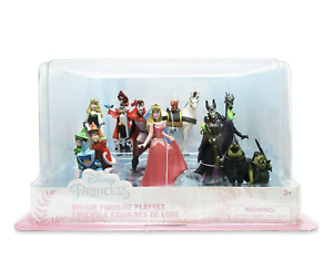 Disney Sleeping Beauty Deluxe Figure Play Set Cake Topper New with Box