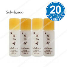 Sulwhasoo Essential Balancing EX 5ml Water (10pcs) + Emulsion (10pcs) 20pcs