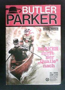 Butler Parker Nr.: 330