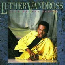 Luther Vandross : Give Me the Reason CD (Sealed Replay CD)