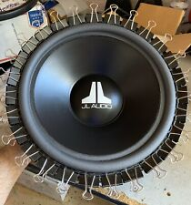 "NEW Old School JL Audio 12W0-4 12"" SVC subwoofer,Rare,Vintage,NOS,NIB,USA"
