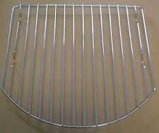 """Brinkmann Stainless Steel Cooking Grate 12 3/8""""X12 3/4"""" With Rounded Front New"""