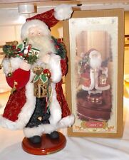 """Grandeur Noel - Collector Edition 16"""" Santa - 1999"""
