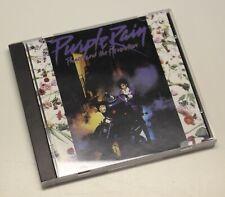 Prince Purple Rain CD TARGET DISC MADE IN  JAPAN original smooth side case