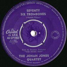 Jazz Big Band/Swing Single Vinyl Records