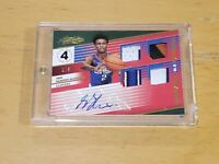 2018 Absolute Shai Gilgeous-Alexander RC Auto True RPA 1/5 4 Clr Patch Rookie