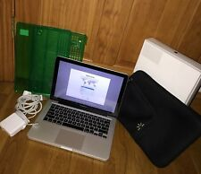 Apple MacBook Pro 2011 Computer With Case and Sleeve BUNDLE!