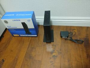 LINKSYS CM3024 DOCSIS 3.0 24 x 8 Cable Modem for Cox Xfinity Time Warner Charter