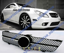 MERCEDES W219, C219 LCI2008+, One-FIN Grill, CLS63/55 AMG Look.CLS320; CLS350; CLS500