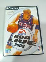 NBA Live 2003 EA SPORTS - Set para PC Cd-Rom - 3T