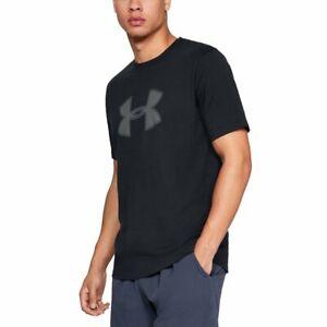 Men's Under Armour Big Logo Short Sleeve T-Shirt UA 1329583 001