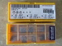 10 pcs MITSUBISHI Carbide inserts CCMT 32.51 / CCMT 09T304 Grade VP15TF