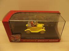 Les voitures de Spirou et Fantasio Citroën 5 HP Spirou et les héritiers