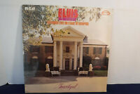 Elvis Presley, Recorded Live On Stage In Memphis, RCA AFL1-0606, 1977 SEALED
