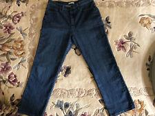 Lee Classic Fit At The Waist Denim Jeans 16 Short
