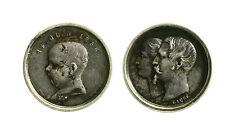 pcc1838_65) Médaille Napoléon III BAPTEME DU PRINCE IMPERIAL 14 juin 1856 mm 16