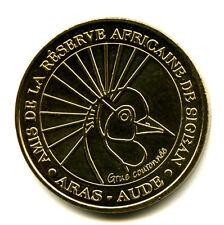 11 SIGEAN Grue couronnée, 2012, Monnaie de Paris
