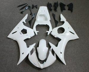 Unpainted Fairing Bodywork Kit for Yamaha YZF R6 2003 2004 / R6S 2006-2009 07 08