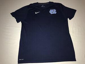 Men's Nike XL Dri-Fit UNC Tar Heels T-Shirt NWOT!