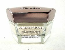 Guerlain Abeille Royale Nourishing Night Cream Intensive Restoring Lift ~ 1.6 oz