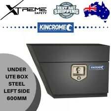 Kincrome Under Tray Tool Ute Box Steel Left Side 600mm