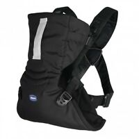 Chicco Urban Easy Fit Duel Facing Baby Carrier Black Night - Warehouse Clearance