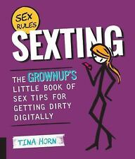 Sexting : The Grownup's Little Book of Sex Tips for Getting Dirty Digitally...