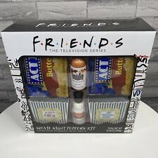 Friends TV Show Movie Night Party Pack Unopened Popcorn With Seasonings