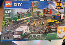 Lego 60198 City Cargo Train Set NEW SEALED BOX
