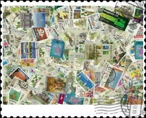 Malaysia, Malay States & Singapore : 200 Different Stamps Mixture