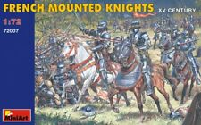 MiniArt French Mounted Knights. XV c. (1/72)New