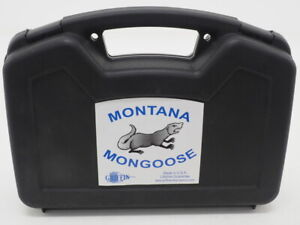 Griffin Enterprises Montana Mongoose Cam Operated Fly Tying Vise With Case