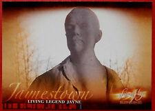 Joss Whedon's FIREFLY - Card #31 - Living Legend Jayne - Inkworks 2006
