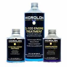 Microlon High Performance Engine Kit 6-8 cylinders (under 5.7 liter)