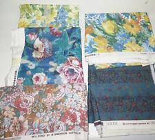 Linen Craft Fabric Lots