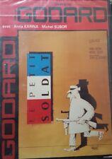 DVD film LE PETIT SOLDAT avec Anna Karina, de Jean-Luc Godard -Neuf sous blister